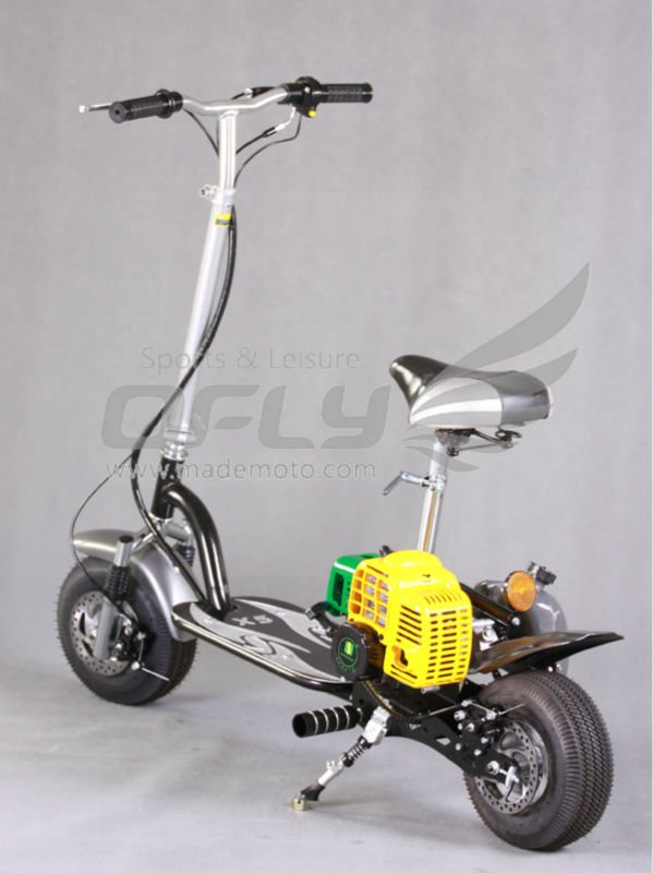 2013 Best Selling China made gas motor scooter