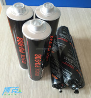 automobile joints sealing pu sealant for windshield