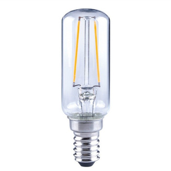 CE RoHS E14 E12 2W 4W T25 110V 220V 2200K 3000K 6500K LED glass refrigerator filament bulb for fridge