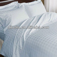100%cotton hotel/home bedding jacquard and dobby fabric