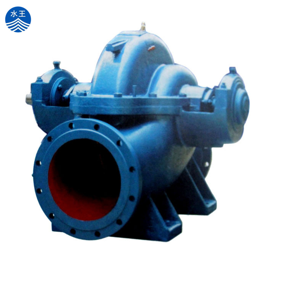 Horizontal split case centrifugal water motor pump price
