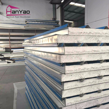 Exterior wall eps cement foamed concrete sandwich panel