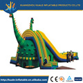 Giant Inflatable Dinosaur Slide Inflatable Bouncy House Amusement Park with Best Price
