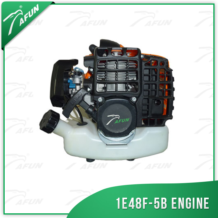 china gasoline engine petrol 2 stroke 1 cylinder for 1e48f brush cutter