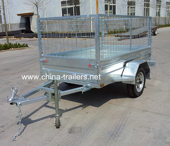 New Small Utility Box Trailer