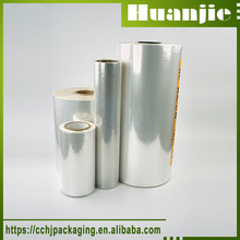 Plastic Heat Shrink Film For Tape Packing With Competitive Price