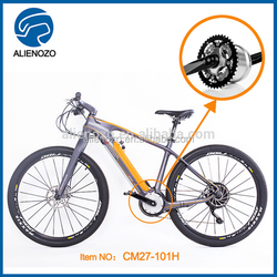 fat tyre ebike with 36v ebike battery,enduro ebike/enduro ebike frame