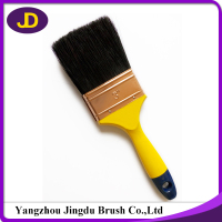 the mass production of free sample wooden handle paint brush