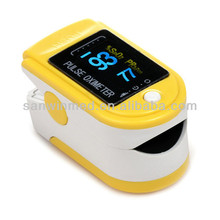 Handheld Home- use CE and FDA Approved SW-50D Blood Testing Equipment infant Pulse Oximeter