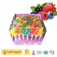 hand made fruit flavor s swirl flat giant lollipop with toy