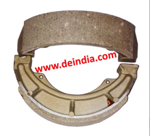 Auto Parts Rear Brake Shoes TVS