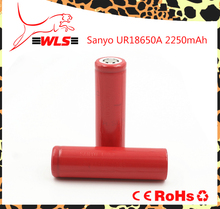 High quality Wholesale Authentic for Sanyo 18650 2250mah rechargeable ur18650a battery