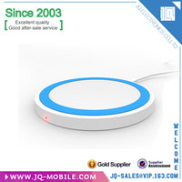 Free sample phone charger wireless mobile charger wireless charging pad for samsung