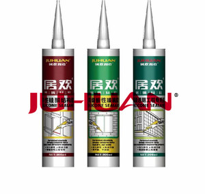 Best price Netural silicone sealant for glass
