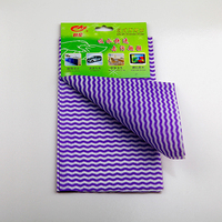 Good price chemical bond fabric housekeeping cleaning cloth for sale