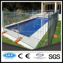 Pool fence portable