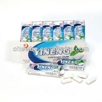 mint crispy 10pcs chewing gum