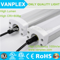 China supplier t8 led tube fixture 1200mm 18w led tri proof,waterproof ip65 led tri proof lamp