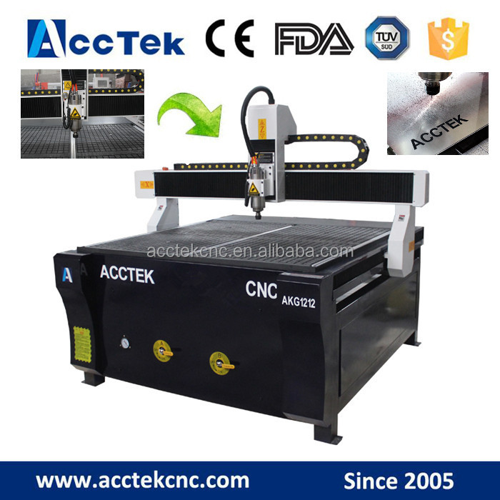 Small wood working 5 axis cnc router,cnc milling machine good performance