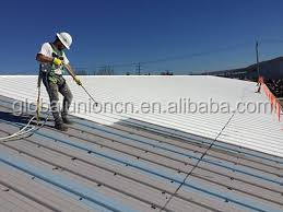 low price spray applied liquid Silicone Roof Coating