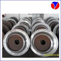 China OEM Custom Services Steel Machined Supply Large Casting Parts