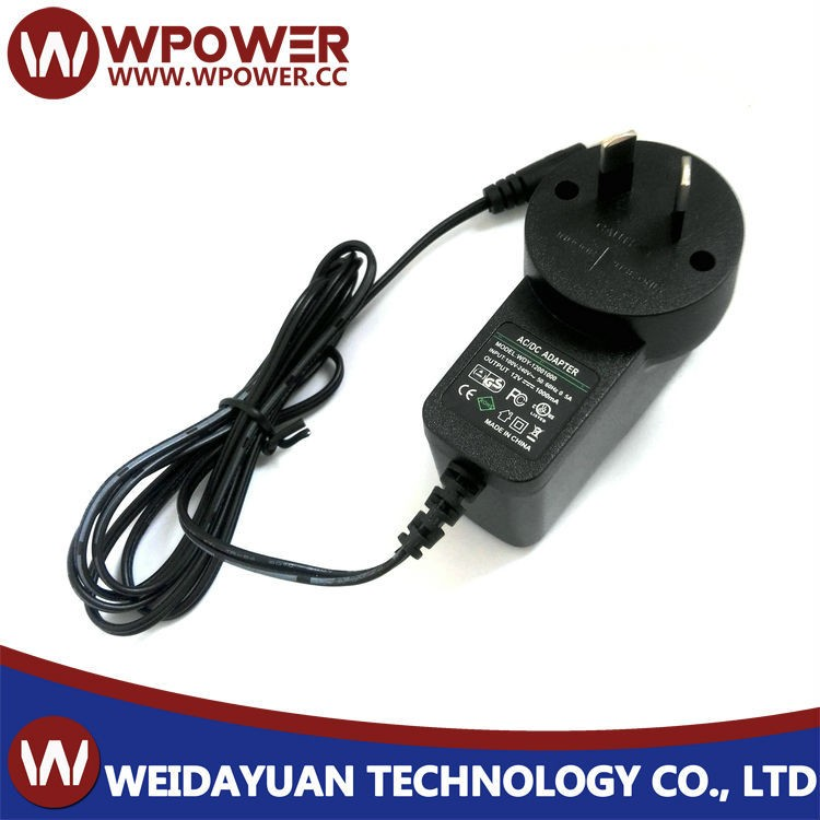 Best selling 12v 1a adapter, ac dc power adapter