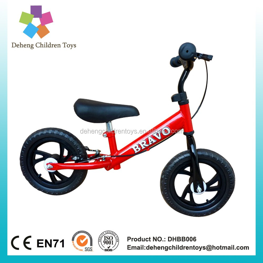 baby toy Brightly colored kid bike child bicycle Wood bike(children bicycle)