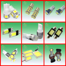 Hot sale T10 5SMD 5050 Car Lights LED