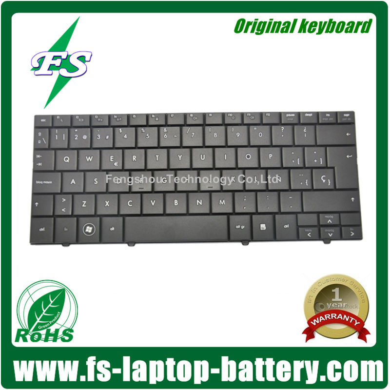 High quality laptop keyboard for HP MINI110-1000 with US UK Spanish French Italian Russian Layout
