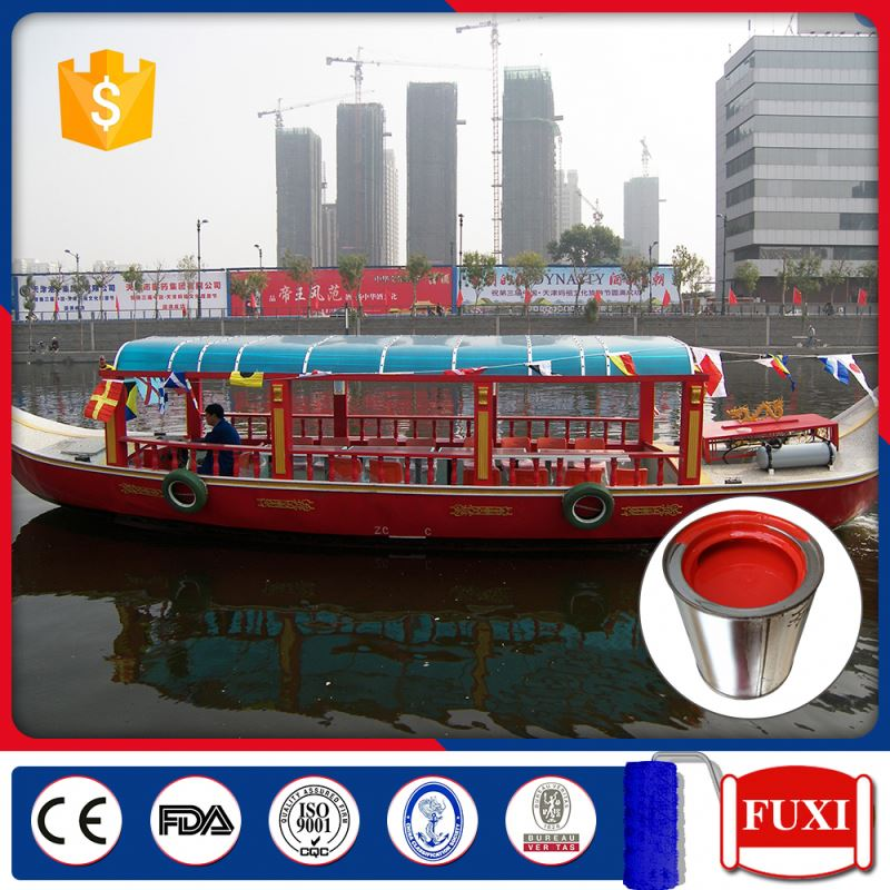 Modified Epoxy Alkyd Colorful Anti Rust Waterpoof Marine Boat Anticorrosive Primer Paint