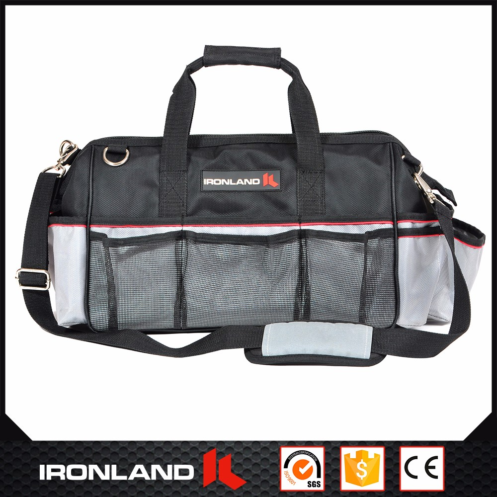 17 Inch Large Capacity Nylon Work Tool Bag
