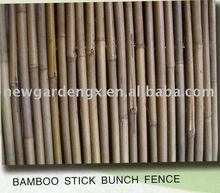 Bamboo Friendly Fence,Thread Bamboo Fence,Bamboo Bunch Fence