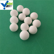 Alumina oxide 99 packing ball for catalyst support