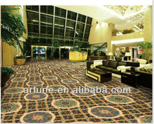 Top sale convention and lobby axminster carpet