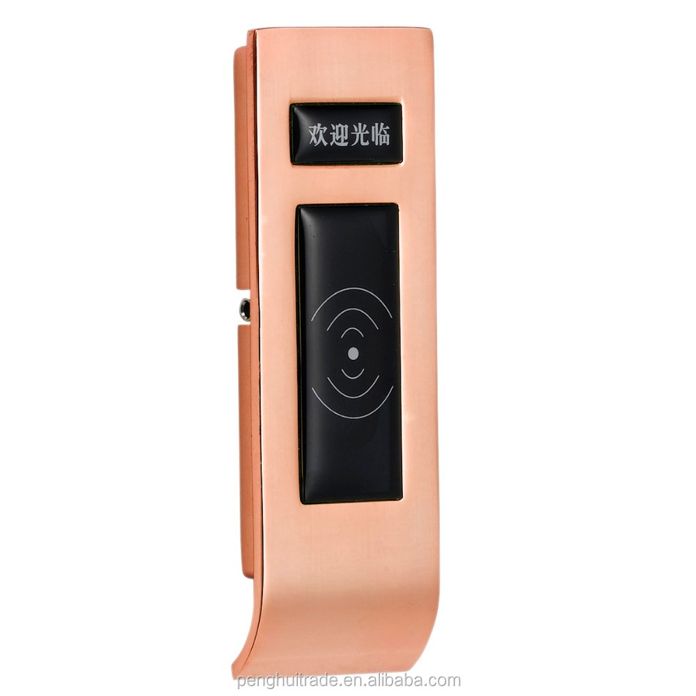 Zinc alloy metal Wristband GYM digital spa sauna rfid filing cabinet lock