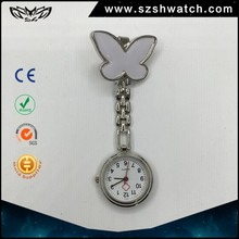 breast watch for nurse silicone good quality nurse quartz digital watches in stock