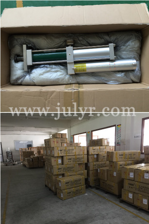 JULY ex-factory price dongguan supplier mini pneumatic cylinder with sensors