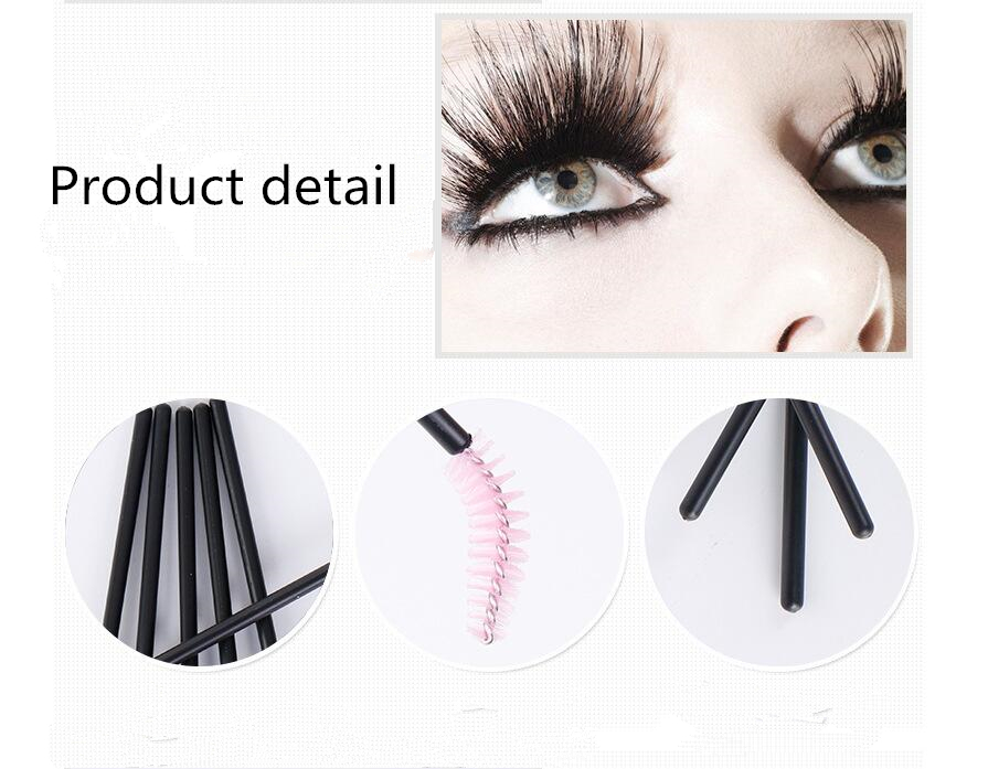 Eyelash Extension Tools Lash Cleansing Bud Eyelashes Cotton Swab