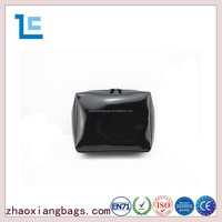 Zhaoxiang promotional pu leather custom logo cosmetic bags