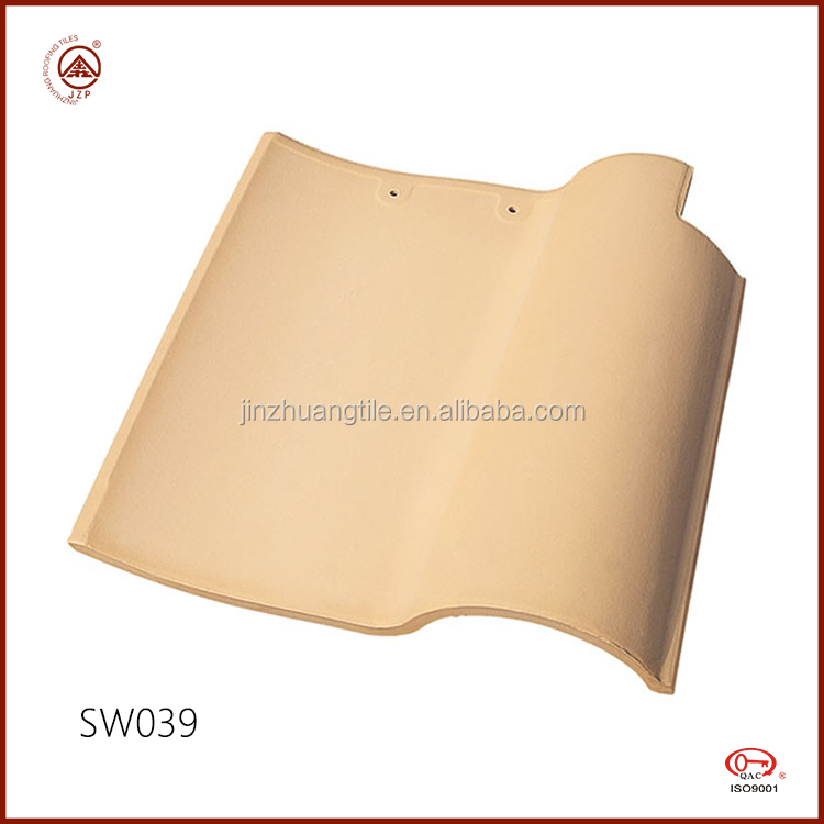 Popular Fashion Roofing Tiles Manufacturer in China Spanish Style Roof Tile