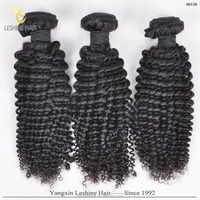YBY China Wholesale Alibaba Express Distributor Supplier Stock Baby Curl Human Hair