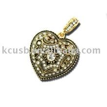 Sweet heart Gift jewelry usb
