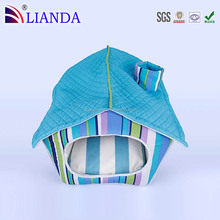 Pet Product Great for Small Puppy Ultra-soft polyfoam Pet House,Easily Assembled/disassembled For Machine Wash Pet Home