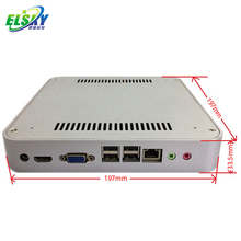 DDR3 2GB and SSD 32GB DC 12V Mini PC based on Intel Core I3 3217U Dual Core 1.8GHz
