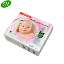Body Infrared Thermometer/Digital Ear Thermometer/Forehead and Ear Thermometer