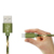 1M Long Camouflage Micro USB Date Charging Cable Sync for Android Mobile Phone