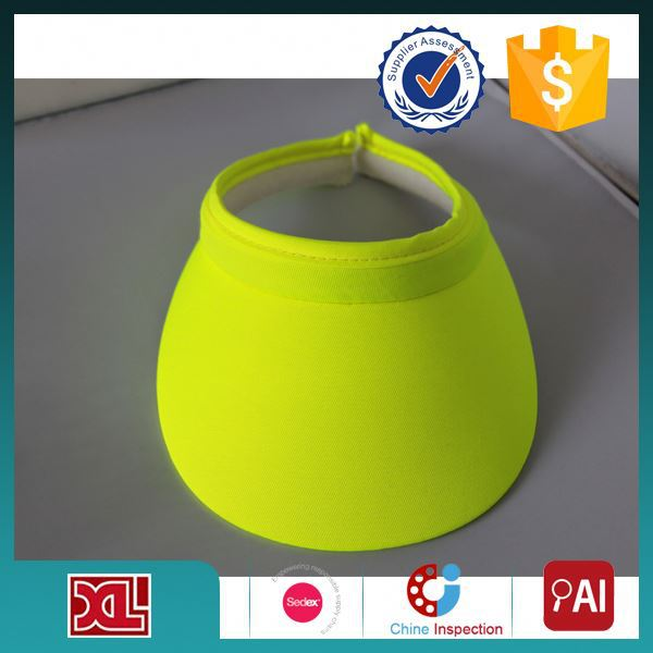 Factory Main Products! Good Quality summer sun visor baseball cap from China manufacturer