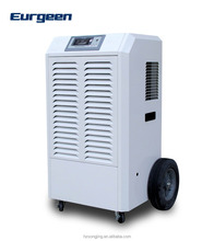 OJ-902E 100L/D Industrial Metal humidity control unit Dehumidifier with Drain Pump