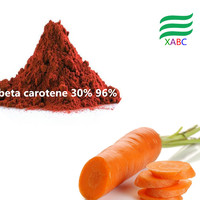 Beta carotene 30% 50% 96% Salt alga/Dunaliella Salina Powder Manufacturer Supply