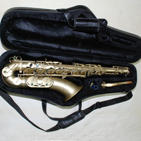 Selmer type matt tenor saxophone china sax with best quality in china